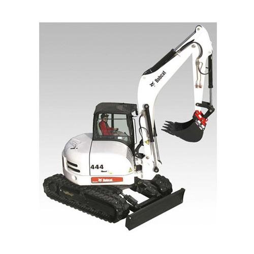 Bobcat 444 excavator - sales, rentals, South Africa