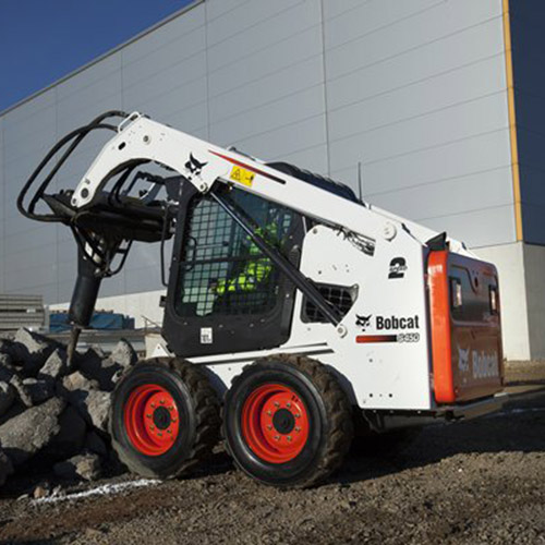Bobcat S450 skidsteer loader - sale & rental, South Africa