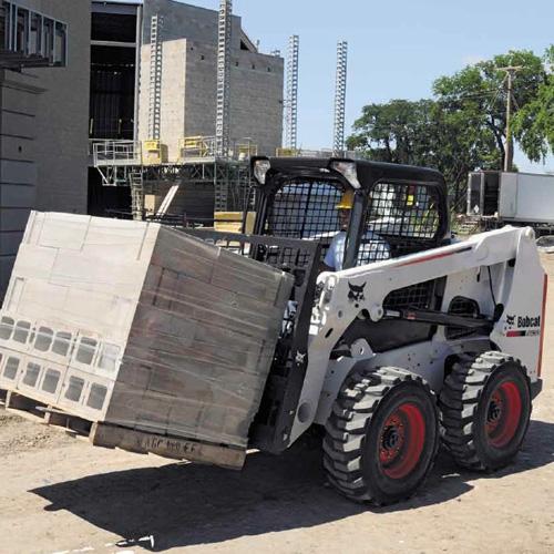 Bobcat S630 skidsteer loader - sale & rental, South Africa