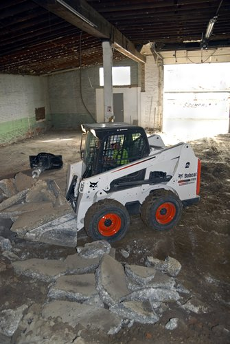 Skid Steer Loader For Sale Bobcat S70 South Africa