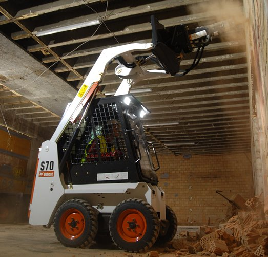 Skid Steer Loader for Sale | Bobcat S70 | South Africa | Johannesburg