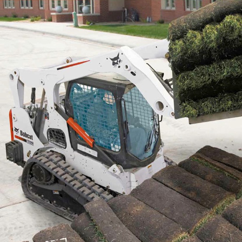 T650 Compact track Loaders being sold by Bobcat in South Africa