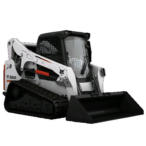 T770 Bobcat Compact Track Loaders from South Africa